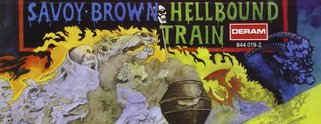 1972 – Savoy Brown – Hellbound Train