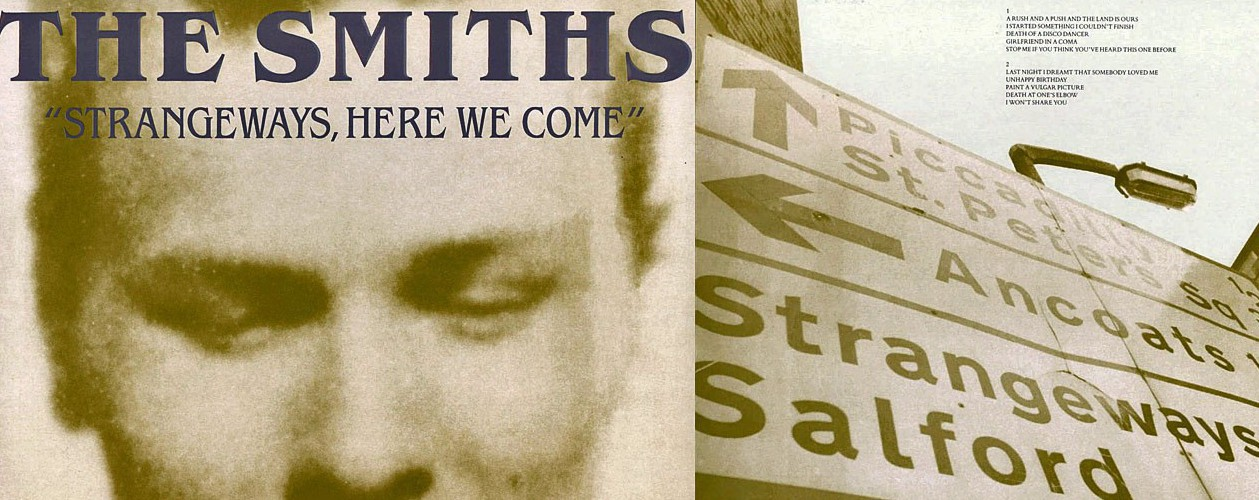 1987 – The Smiths – Death of a Disco Dancer