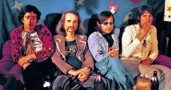 1973 – Can – Moonshake